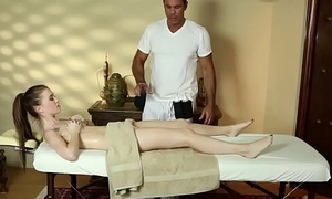 Attracting massage indulge deepthroats fat cock