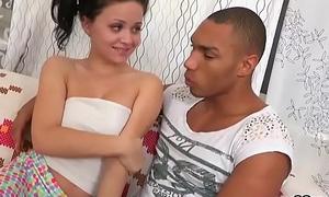 Falsify watches hymen examination and virgin girl riding