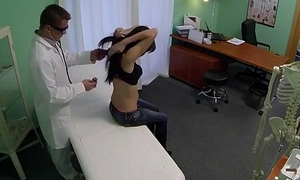 Exam and Squirt at adulterate